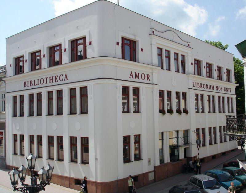 Miejska Biblioteka Publiczna im. Stanisława Gabryela